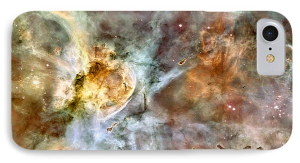 Carina Nebula IPhone Case by Nasa