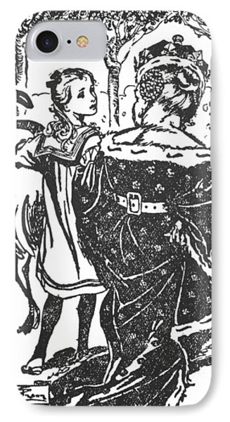 Carroll Alice, 1922 IPhone Case by Granger