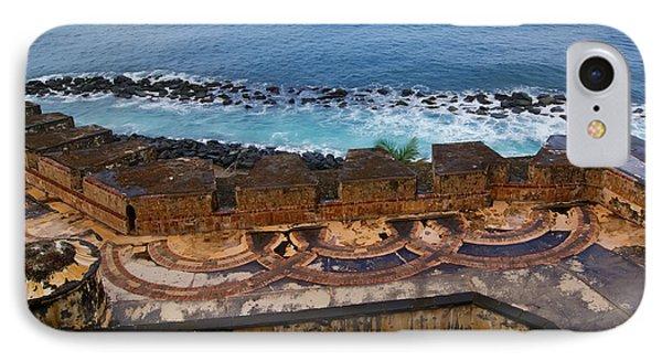 IPhone Case featuring the photograph Castillo San Felipe Del Morro by Olga Hamilton