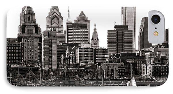 Center City Philadelphia IPhone Case