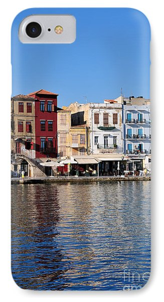 Chania City IPhone Case