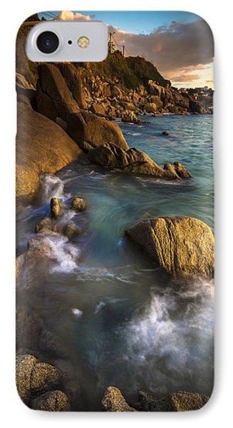 Chanteiro Beach Galicia Spain IPhone Case by Pablo Avanzini