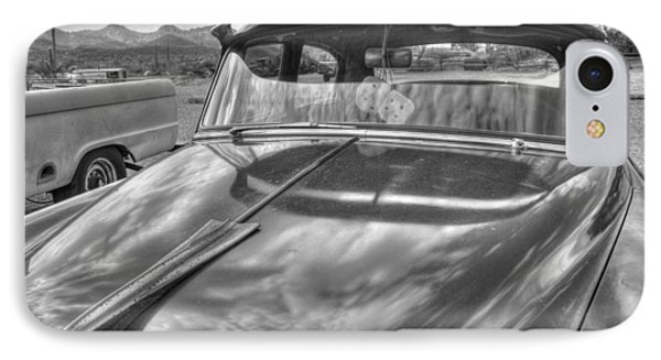 Chevy Classic Phone Case by Tam Ryan