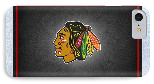 Chicago Blackhawks IPhone Case