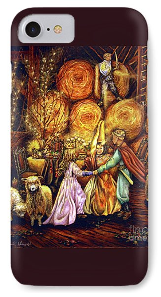 Children's Enchantment IPhone Case by Linda Simon