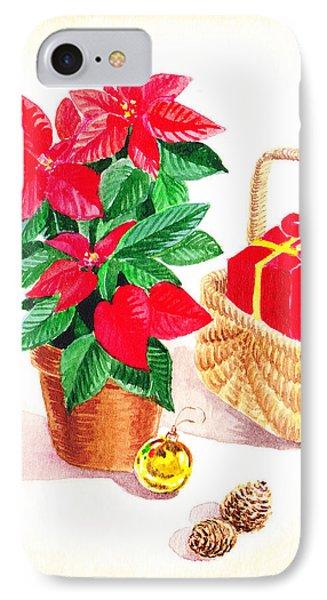 Christmas  Phone Case by Irina Sztukowski