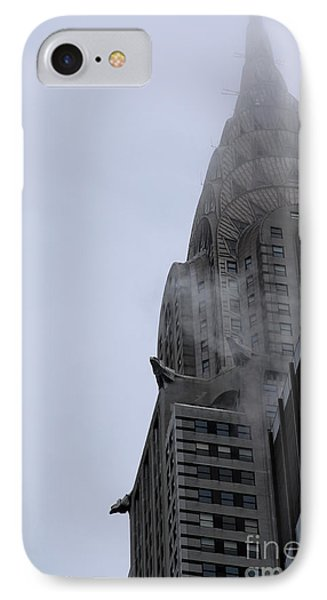 IPhone Case featuring the photograph Chrysler Building 1 by Chris Thomas