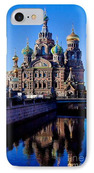 Church Of The Spilt Blood IPhone Case by Shirley Mangini
