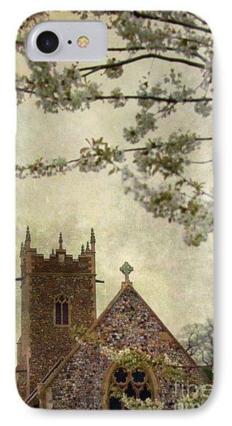 Church IPhone Case by Svetlana Sewell