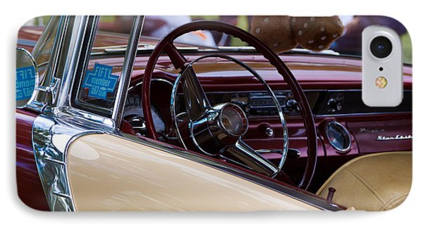 Classic American Car IPhone Case by Mick Flynn