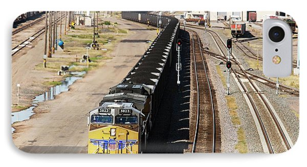 Coal Train IPhone Case by Jim West