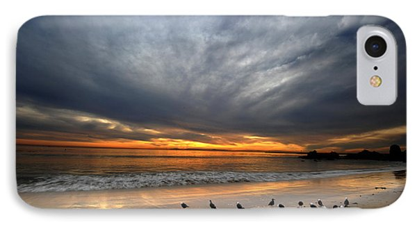 Corona Del Mar IPhone Case by Dung Ma