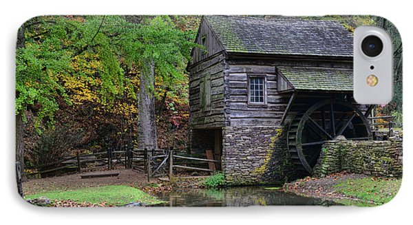 Country Mill And Pond IPhone Case by Paul Ward