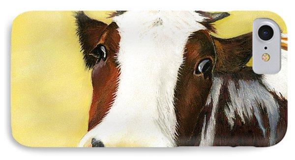 Cow No. 0650 IPhone Case