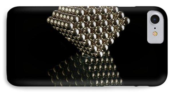 Cube Of Neodymium Magnets IPhone Case