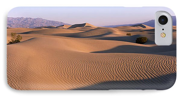 Death Valley National Park, California IPhone Case by Panoramic Images