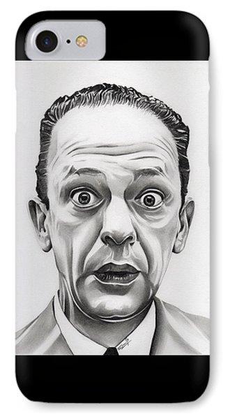 Deputy Barney Fife Phone Case by Fred Larucci