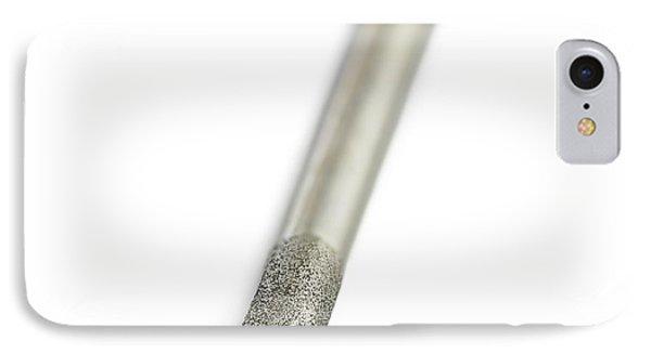 Diamond Drill Bit IPhone Case