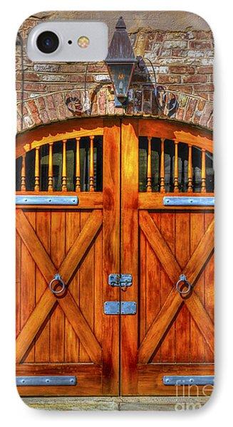 Doors Of Charleston IPhone Case
