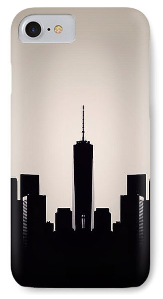 Downtown Deco IPhone Case by Natasha Marco