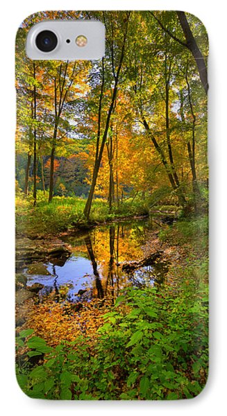 Early Autumn Phone Case by Bill Wakeley