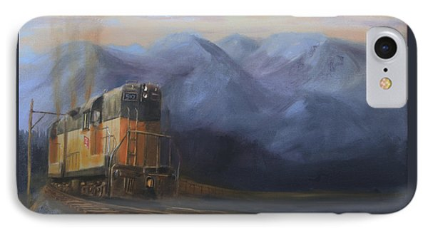 East Of The Belt Range Phone Case by Christopher Jenkins