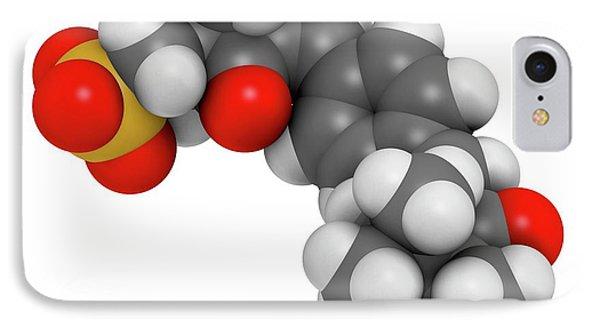 Ecamsule Sunscreen Molecule IPhone Case
