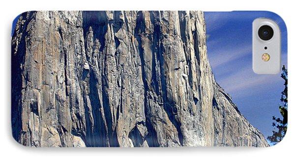 El Capitan Yosemite National Park Phone Case by Bob and Nadine Johnston