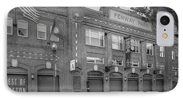 Fenway Park - Best Of Boston Phone Case by Susan Candelario