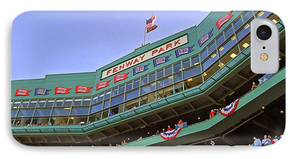 Fenway's 100th IPhone Case by Joann Vitali