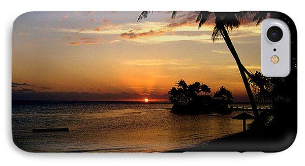 Fijian Sunset IPhone Case