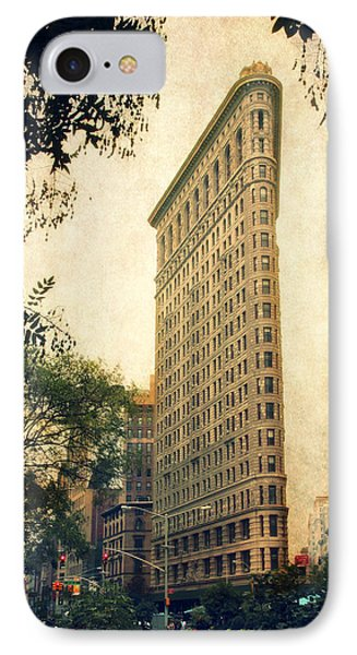 Flatiron District IPhone Case by Jessica Jenney