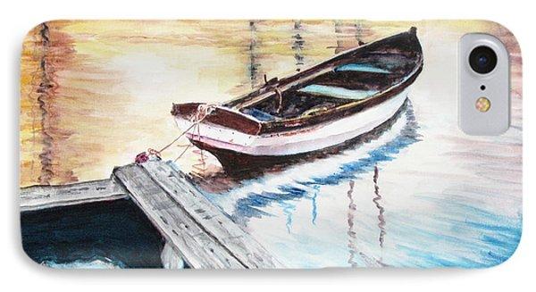 Floating Dock IPhone Case