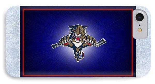 Florida Panthers Phone Case by Joe Hamilton
