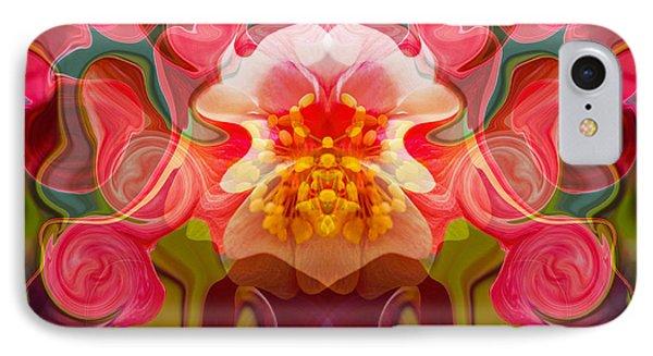 Flower Child IPhone Case by Omaste Witkowski