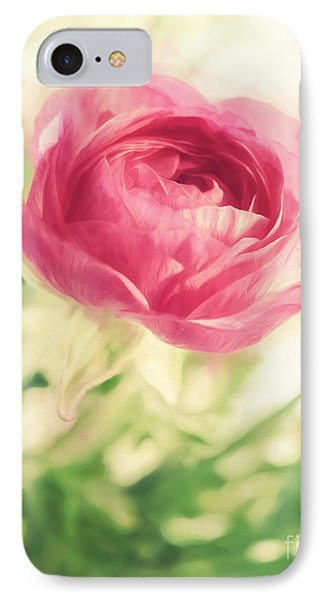 Flower IPhone Case by HD Connelly
