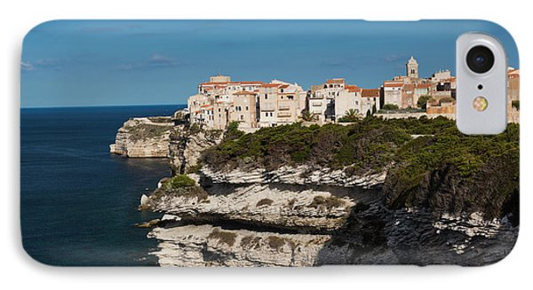 France, Corsica, Bonifacio, Circuit Des IPhone Case