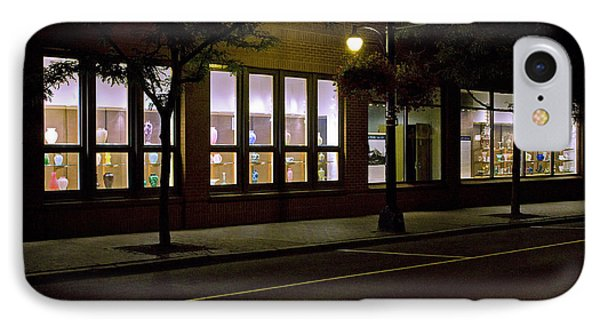 Frederick Carter Storefront 2 IPhone Case by Tom Doud