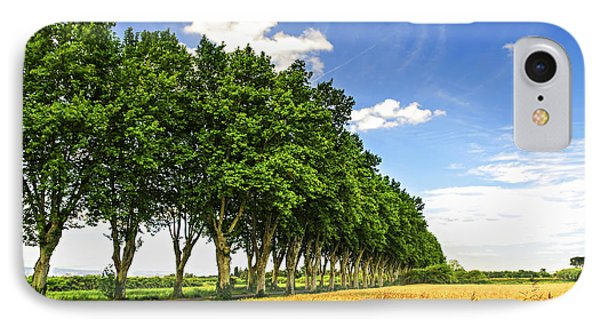 French Country Road Phone Case by Elena Elisseeva