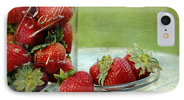 Fresh Berries Phone Case by Darren Fisher