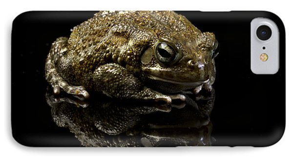 Frog IPhone Case by Gunnar Orn Arnason