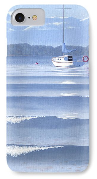 From The Beach IPhone Case by Gary Giacomelli