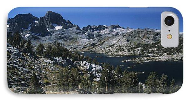 Garnet Lake And Banner Peak IPhone Case