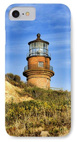Gay Head Lighthouse Phone Case by John Greim