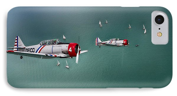 Geico Skytypers IPhone Case by Jerome Lynch