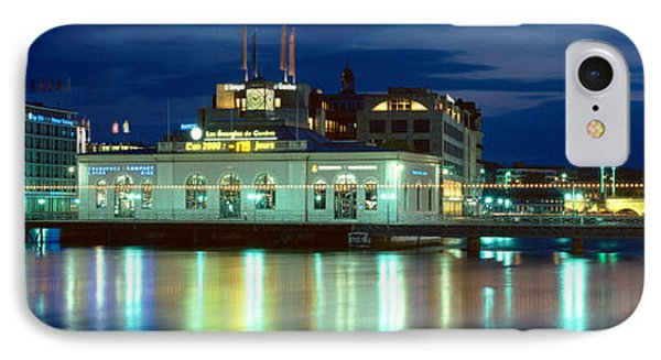 Geneva, Switzerland IPhone Case by Panoramic Images