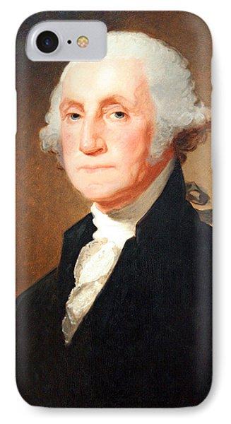 George Washington By Gilbert Stuart IPhone Case