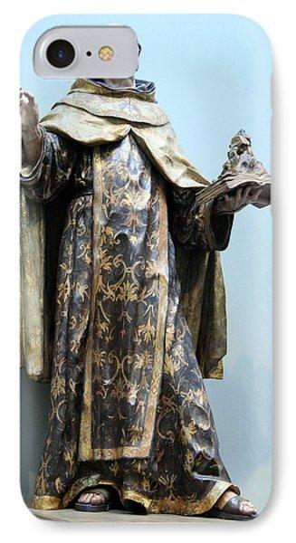 Gijon's Saint John Of The Cross IPhone Case by Cora Wandel