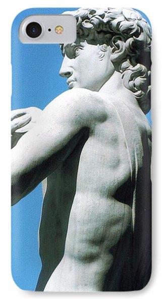 Glance At David IPhone Case by Oleg Zavarzin