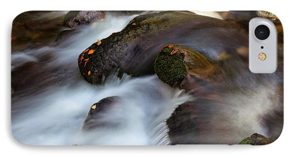 Glistening Rocks IPhone Case by Deborah Scannell